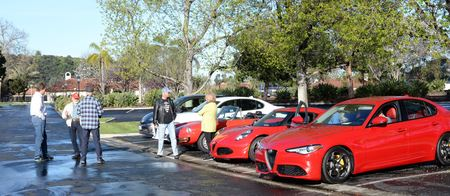Photos of the April meeting at Secret Car Club in Fairbanks Ranch Country Club.