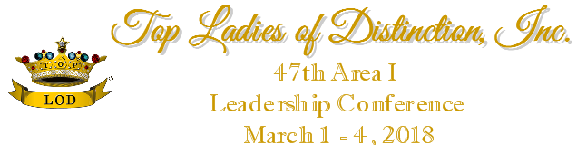 Area I Conference Banner