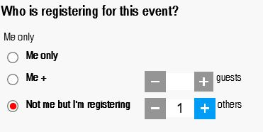 Who Is Registering
