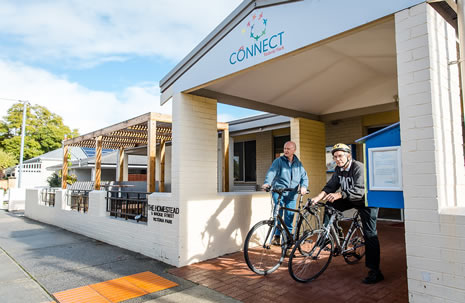 Connect Village Hub
