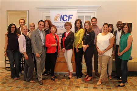 ICF Global Event in Boca!