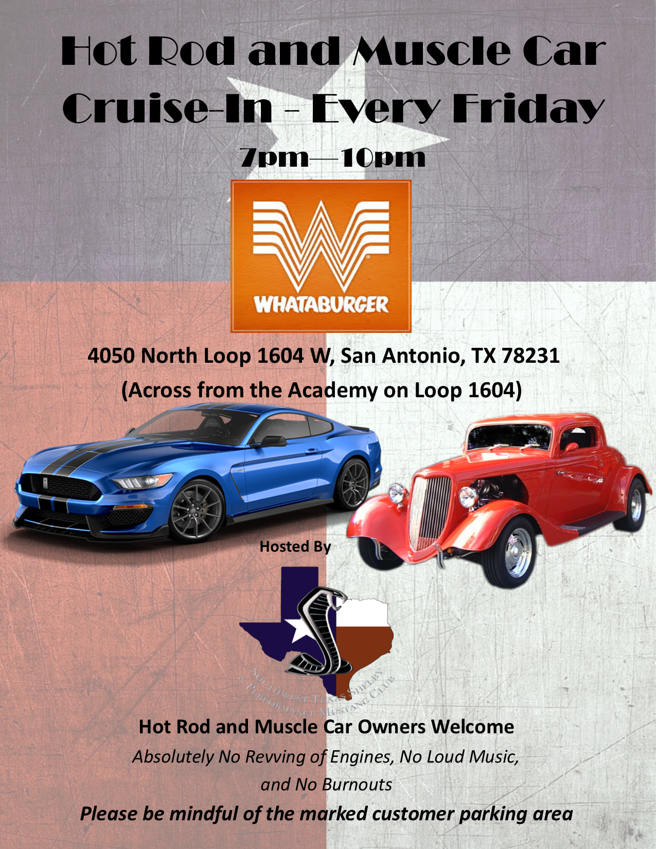 Home - San Antonio Mustang Club
