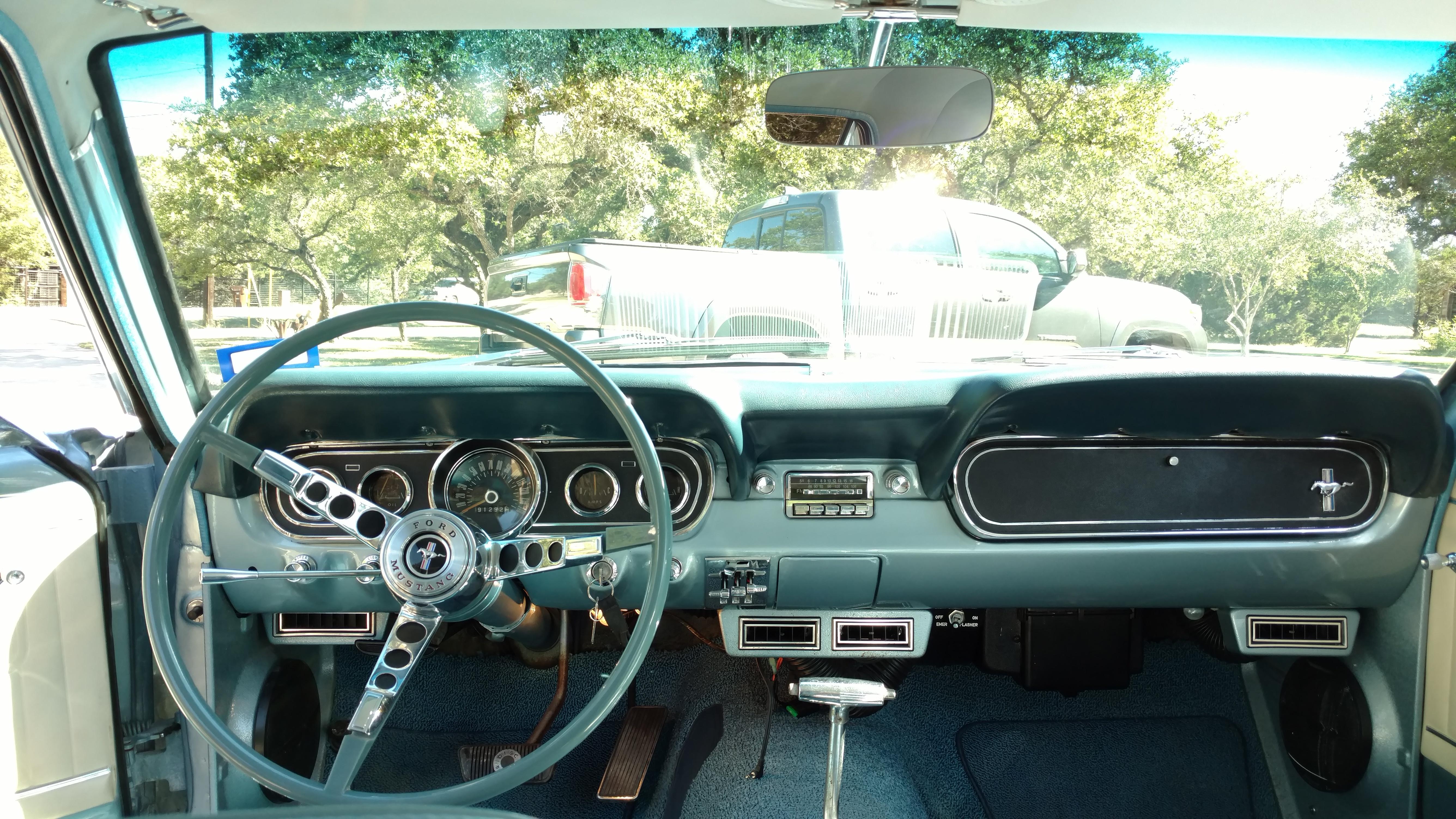 Cars and Parts - San Antonio Mustang Club