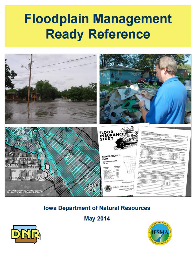 Iowa Floodplain Management Ready Reference