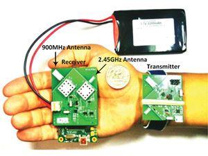 wireless interfaces