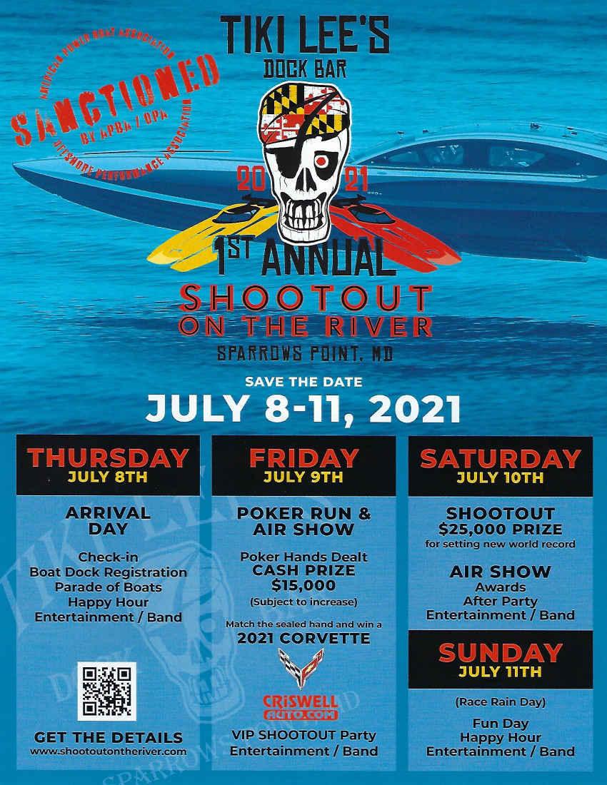 Shootout On The River Event