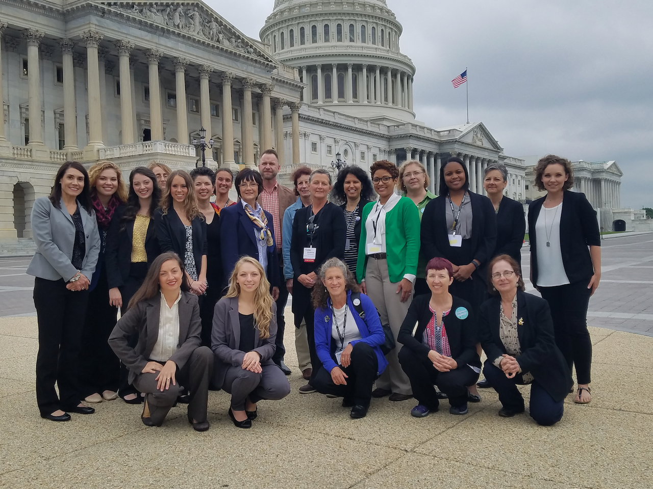 NDEO Members on Capitol Hill