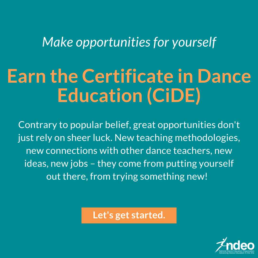 CIDE Opportunity