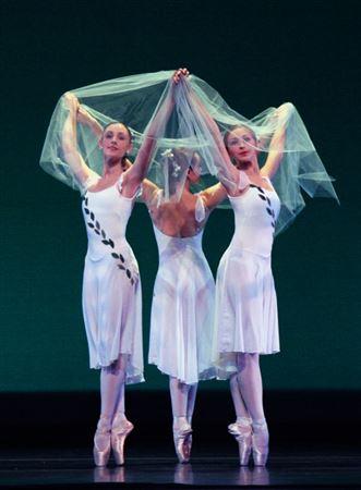SC ballet trio
