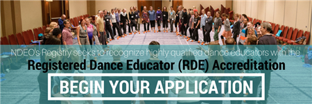 RDE Begin your Application