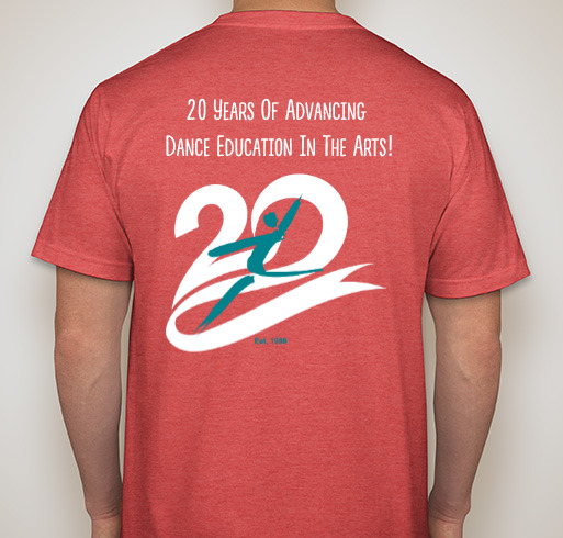 NDEO 20th Anniversary Limited Edition T-shirt