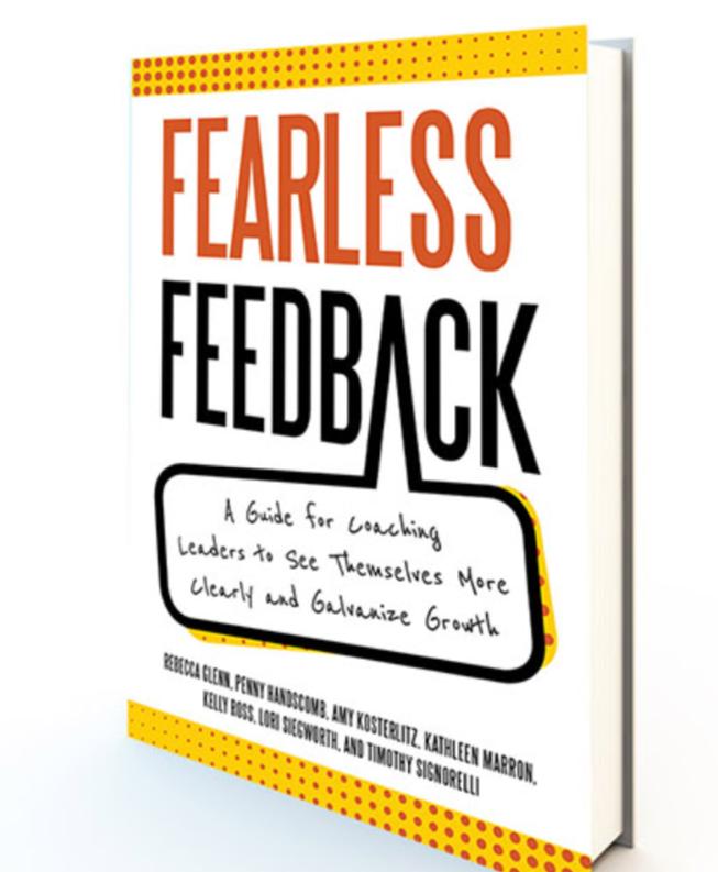 Fearless Feedback book pic