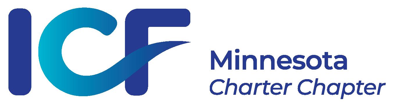 Blk & Blue 2021 ICF logo