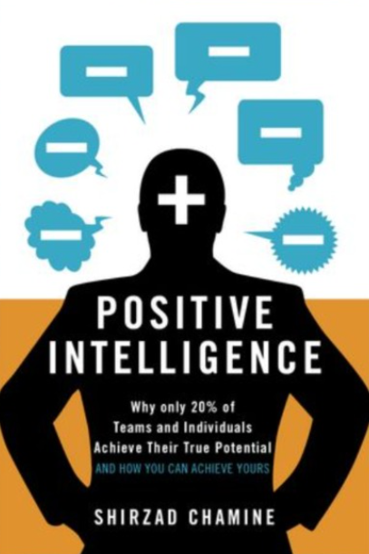 Positive Intelligence book image