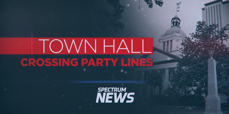 Spectrum News 13: Crossing Party Lines Town Hall - Events