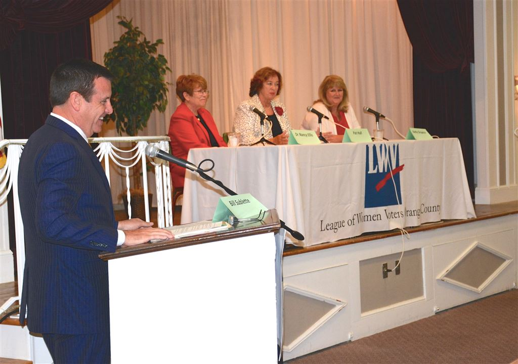 June 13 Hot Topics LWVOC- a discussion of school choice, charter schools & voucher schools. Panelists:Dr. Nancy Ellis, Pat Hall, Kathy Oropeza. Hosted by Bill Sublette, Chair Orange Cty School Board