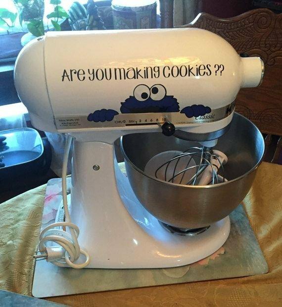 Cookie Mixer