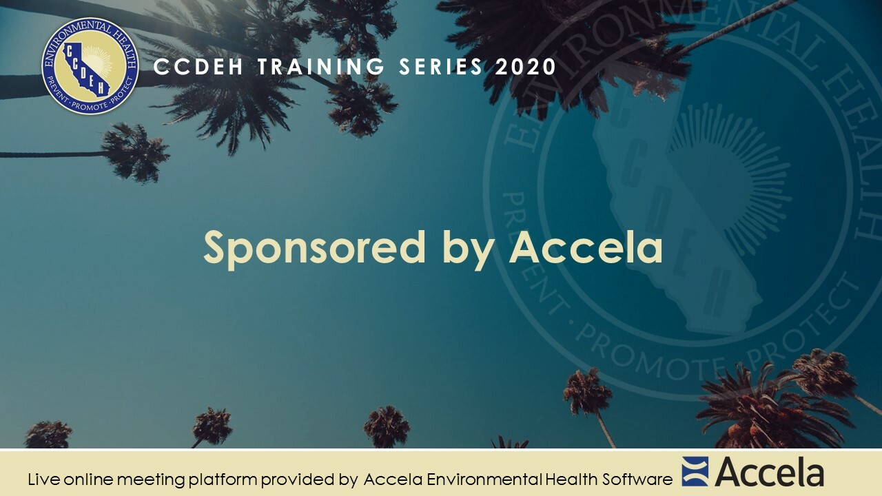 Sponsored by Accela