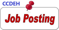 Member Job Posting - click to view details