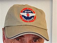RPA Logo Hat Khaki - click to view details
