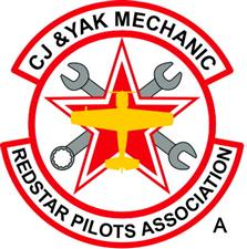 RedStar CJ and YAK Mechanic Patch - click to view details