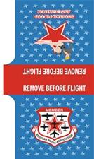 RPA PITOT COVER-FLAG FEMALE RUSSIAN CREW CHIEF - click to view details