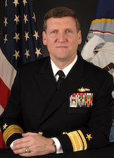 Admiral Rob Wray