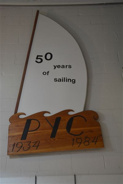 Lovely evening at Pontiac Yacht Club. Invitation and reception arranged by member Anita Ellison & Son Eric who teaches youth sailing there. An interesting and informative evening for all who attended.