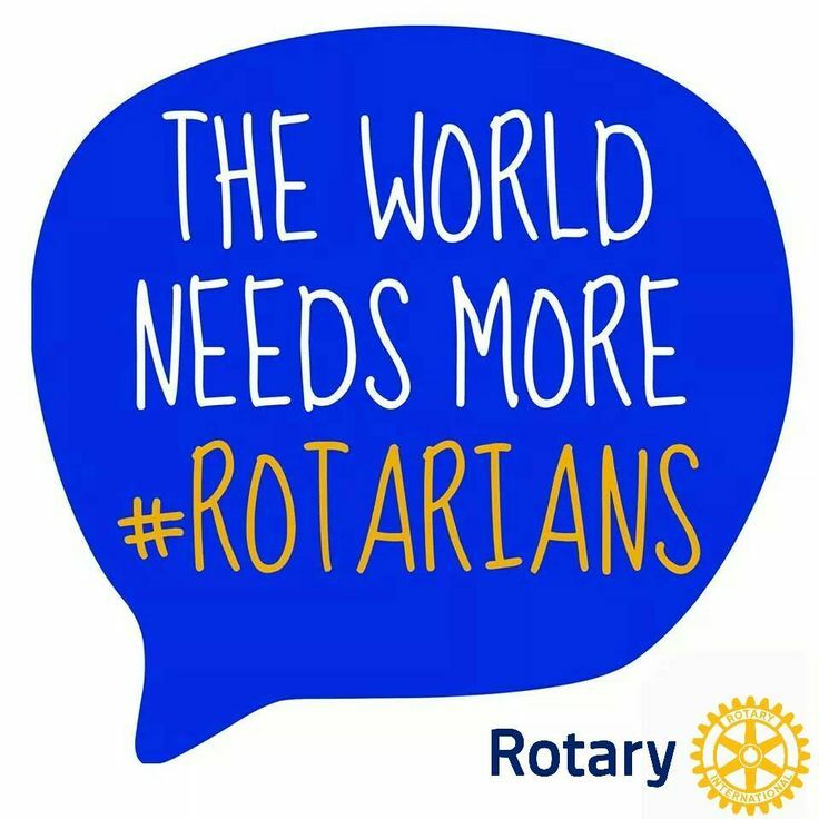 More Rotarians