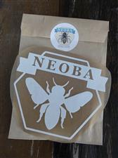 NEOBA Vinyl Auto Decal - click to view details