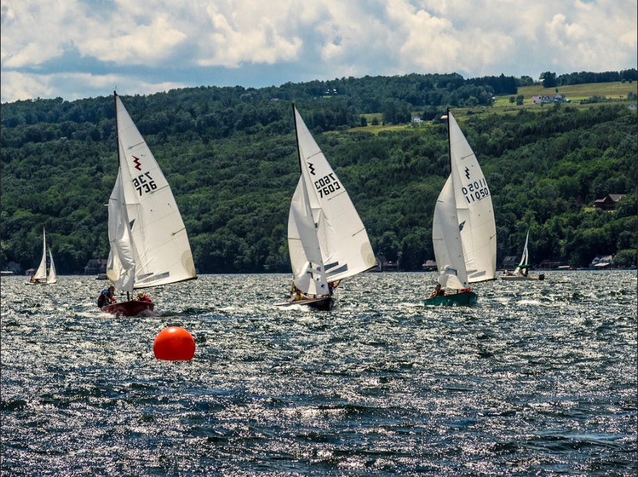 Classic Boats at Keuka