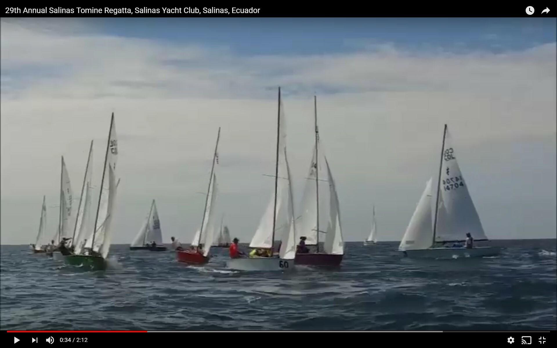 Salinas Tomine Regatta Video Recap
