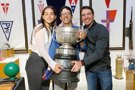 Team Velez - 2019 SA Champions!