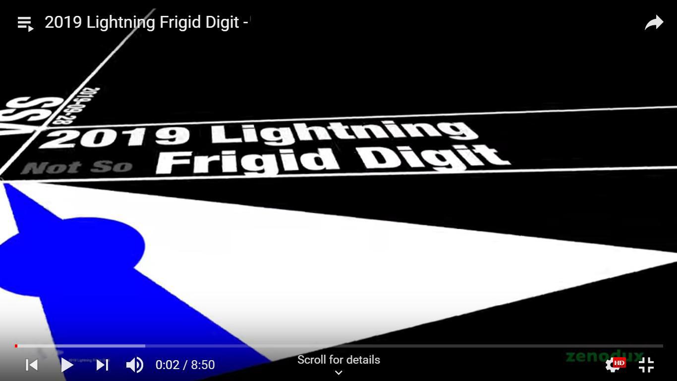 Frigid Digit Drone Image