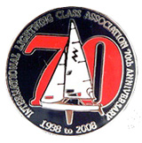 70th Anniversary Commemorative Lapel Pin - click to view details