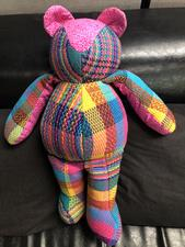 Teddy bear - Pink - click to view details