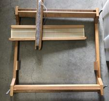Kircher Rahmen Rigid Heddle loom - click to view details