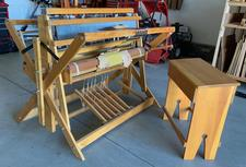 Pendleton X-Frame Floor Loom  - click to view details
