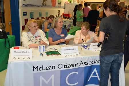 Brian S's pics from the MCA annual meeting of may24, 2018 at Churchill Elementary School.