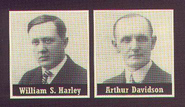 harley davidson history - maverick chapter dallas,texas harley