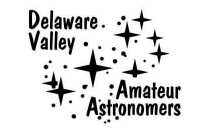 Home - Delaware Valley Amateur Astronomers