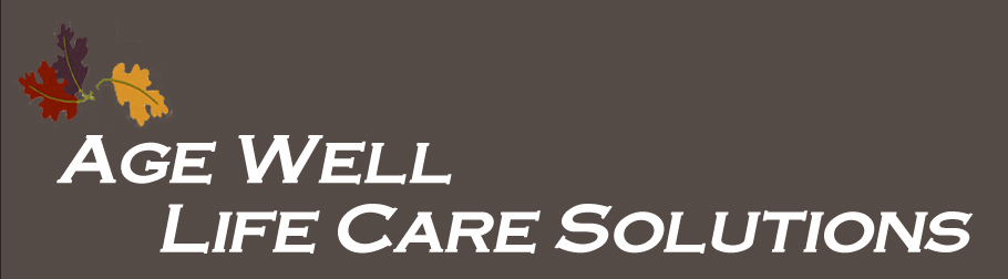 Age Well Life Care Solutions logo