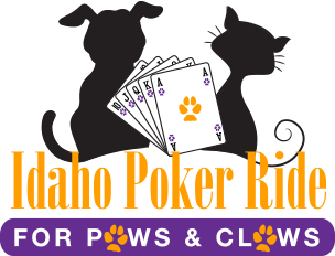 Idaho Poker Ride for Paw & Claws