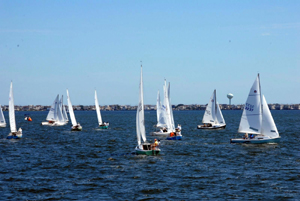 2011 Nationals at Brant Beach