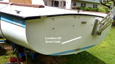 Hull ID Help - Mariner Class Association