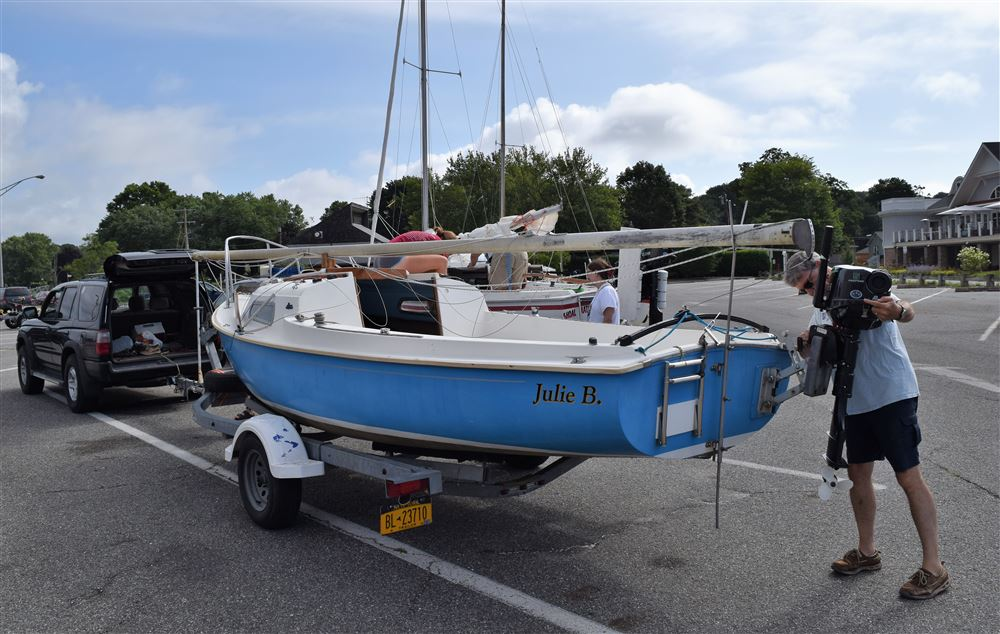 Pictures from the 2018 Mariner National Rendezvous at Stonington Harbor Yacht Club, Connecticut.