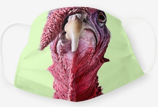 Turkey Mask