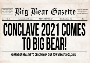 Big Bear Gazette