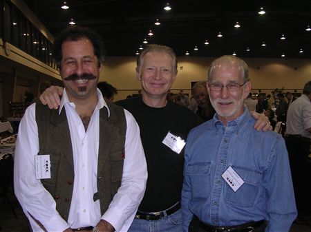 assorted photos from the Chicago pipe show 2004 thru 2006