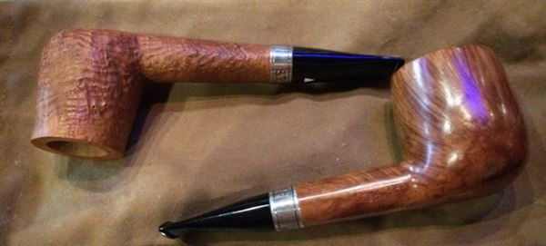 2008 SPC Pipe of the Year by Alberto Bonfiglioli. Alberto is a lifetime honorary member of our club.
